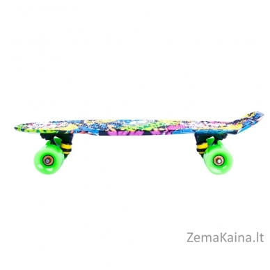 Riedlentė Pennyboard Worker Colory Angry Green 3