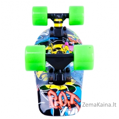 Riedlentė Pennyboard Worker Colory Angry Green 6