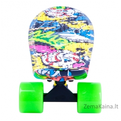Riedlentė Pennyboard Worker Colory Angry Green 2