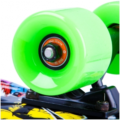 Riedlentė Pennyboard Worker Colory Angry Green 7