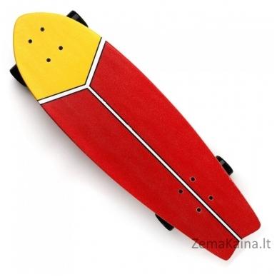 Riedlentė Skateboard Meteor Cruiser 34241