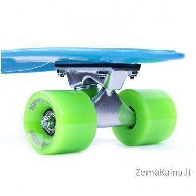 Riedlentė Spokey Cruiser Blue/Lime 3