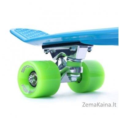 Riedlentė Spokey Cruiser Blue/Lime 4