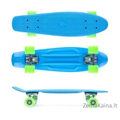 Riedlentė Spokey Cruiser Blue/Lime