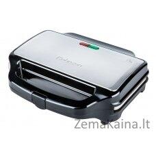 Rohnson R-2751 sumuštinių keptuvas 900 W Black, Satin steel