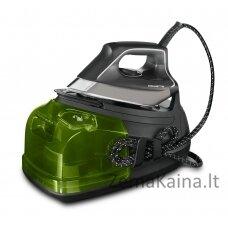 Rowenta DG8626F0 lygintuvas su garų generatoriumi 2400 W 1,1 L Microsteam 400 HD Laser soleplate Pilka, Žalia