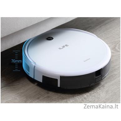 Robotas dulkių siurblys iLife A40 7