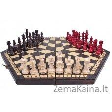 """Šachmatai 3 žaidėjams """" Three"""""""