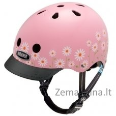 Šalmas Little Nutty Gen3 DAISY PINK (XS)