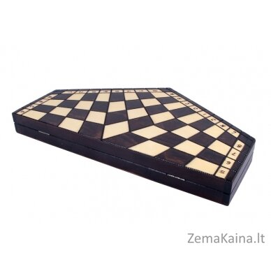 """Šachmatai 3 žaidėjams """" Three"""" 4"""