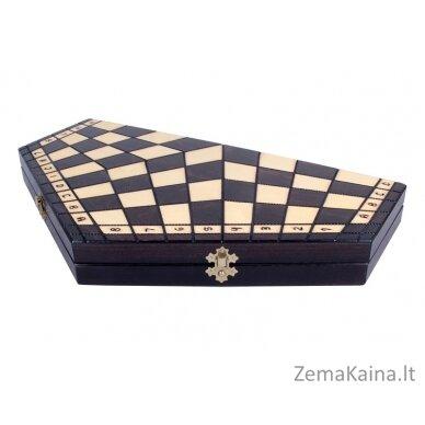 """Šachmatai 3 žaidėjams """" Three"""" 5"""