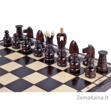 Šachmatai King Large 3