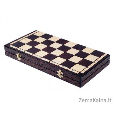 Šachmatai King Large 6