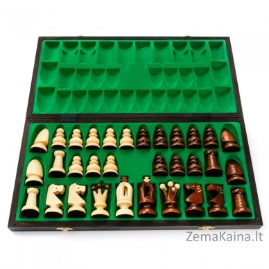 Šachmatai ROYAL 43 x 43 cm 4