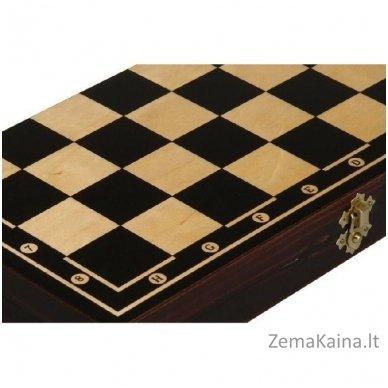 Šachmatai-šaškės Magiera 24300 2