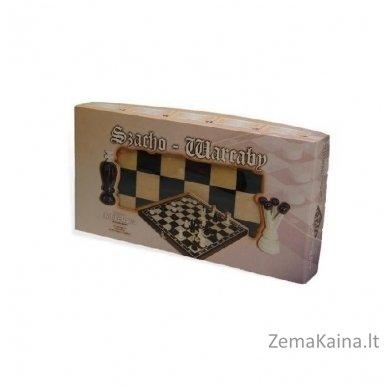 Šachmatai-šaškės Magiera 24300 3