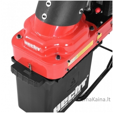 Šakų smulkintuvas benzininis 6AG/4,48 kW HECHT 6173 2