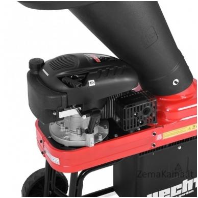 Šakų smulkintuvas benzininis 6AG/4,48 kW HECHT 6173 3