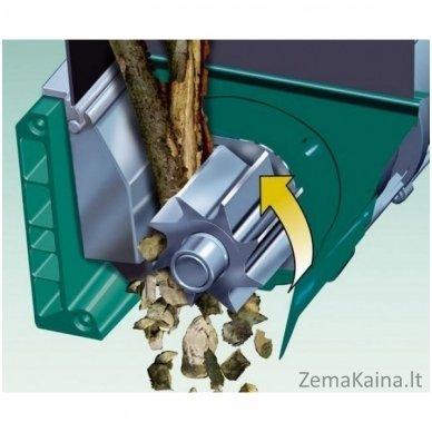 Šakų smulkintuvas Bosch AXT 22 D 2