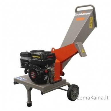 Šakų smulkintuvas benzininis  Shredder DORMAK SH 50 SX L, Dormak
