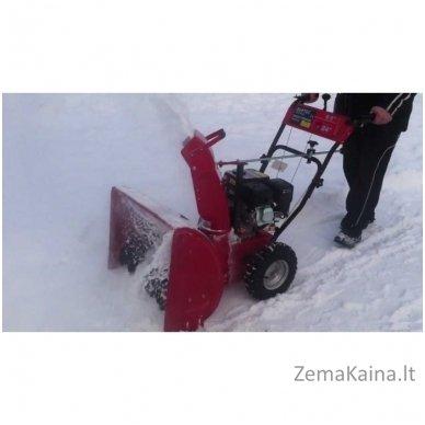 Savaeigis sniego valytuvas SUPTEC SDST-24 2