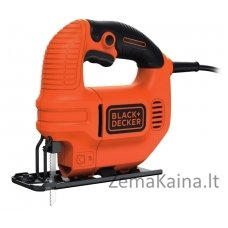 Siaurapjūklis Black+Decker KS501EK 65 mm 400W