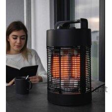 Šildytuvas IR spindulių, elektrinis EPH 700, Scheppach