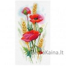 Siuvinėjimo rinkinys SA-021  31 x 16 cm