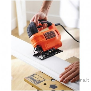 SIAURAPJŪKLIS BLACK+DECKER KS701EK 70 MM 520 W 2