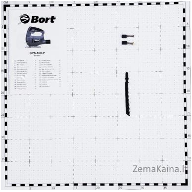 Siaurapjūklis BORT BPS-500-P 4
