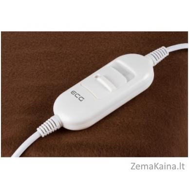 Šildanti antklodė ECG ED 80 HN 2