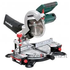 Skersinio pjovimo staklės METABO KS 216 M Lasercut