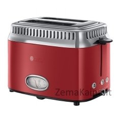 Skrudintuvas RUSSELL HOBBS 21680-56 Retro Ribbon Red