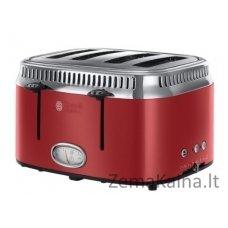 Skrudintuvas RUSSELL HOBBS 21690-56 Retro Ribbon Red