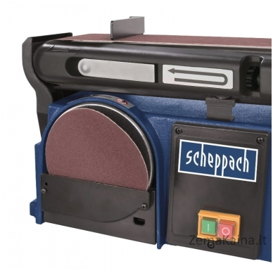 Šlifavimo staklės BTS 900, Scheppach 2