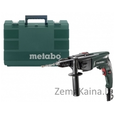 Smūginis gręžtuvas SBE 760, Metabo