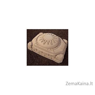 Smėlio dėžė su dangčiu STEP2 2