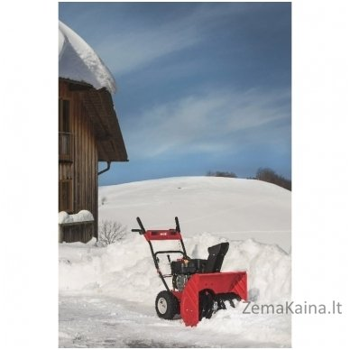 Sniego valytuvas M 61, MTD 2