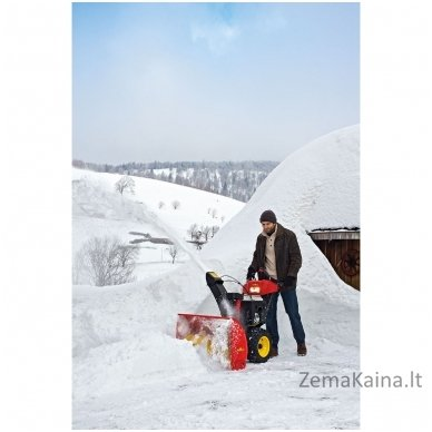 Sniego valytuvas Wolf Garten Ambition SF 76 E 7