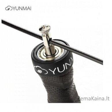 Šokdynė Xiaomi Yunmai YMHR-P701 Jump Rope Fitness 3M Black 3