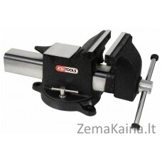 """Spaustuvai stacionarūs 5"""" - 130 mm, KS tools"""