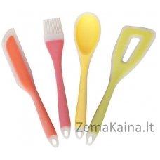 Silikoninių virtuvės įrankių rinkinys