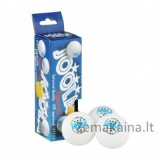 Stalo teniso kamuoliukai Joola Super 40 (3vnt) - White