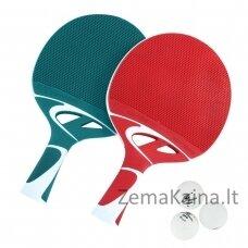 Stalo teniso rakečių rinkinys Cornilleau Tacteo Pack Duo