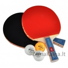 Stalo teniso rinkinys Joola Duo (2 raketės, 3 kamuoliukai)