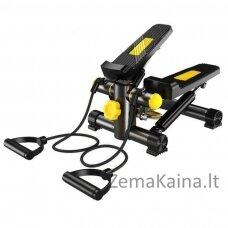 Steperis SS002 juodas-geltonas