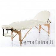 Sulankstomas masažo stalas Restpro Classic Oval 3/Cream