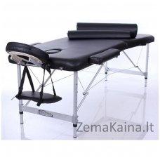 Sulankstomas masažo stalas Restpro Alu L2/Black SET