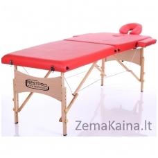 Sulankstomas masažo stalas Restpro Classic 2/Red