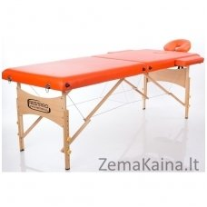 Sulankstomas masažo stalas Restpro Classic 2/Orange